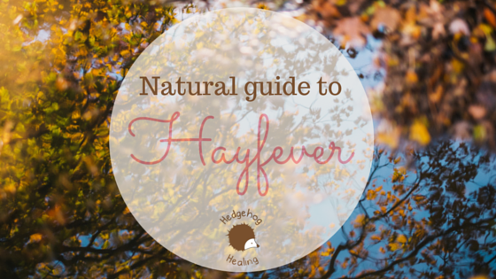 Natural Guide to Hay Fever